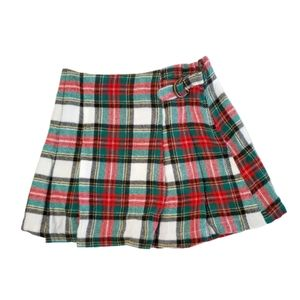 Carter's Kids Girls plaid skirt size 5 Yr